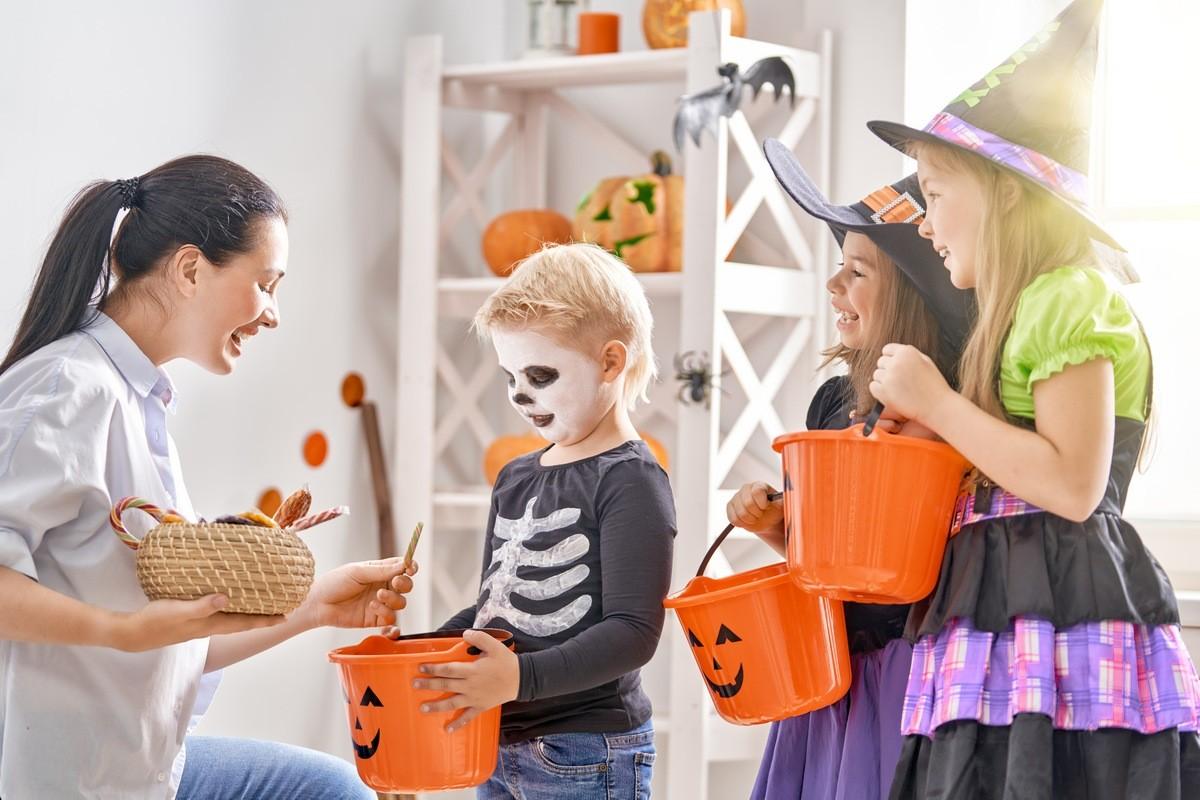 Хеллоуин история возникновения праздника Trick or Treats
