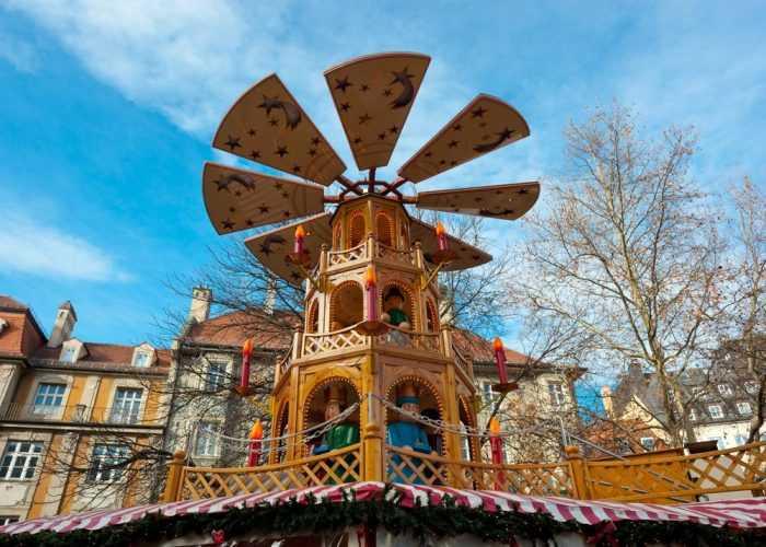 Мюнхен - Рождественские ярмарки