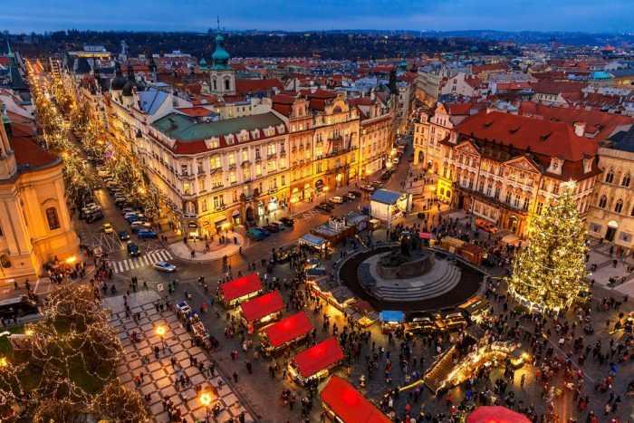 Прага - Рождественские ярмарки
