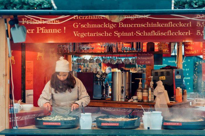 Вена - Рождественские ярмарки