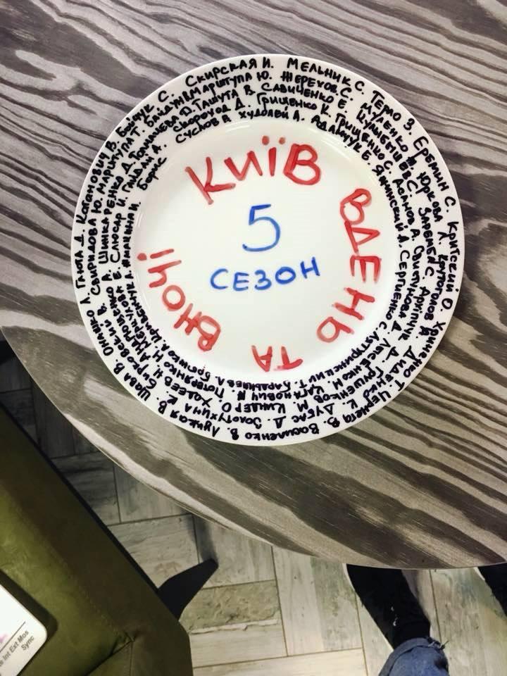 Голосуй за нового героя «Киев днем и ночью» 1