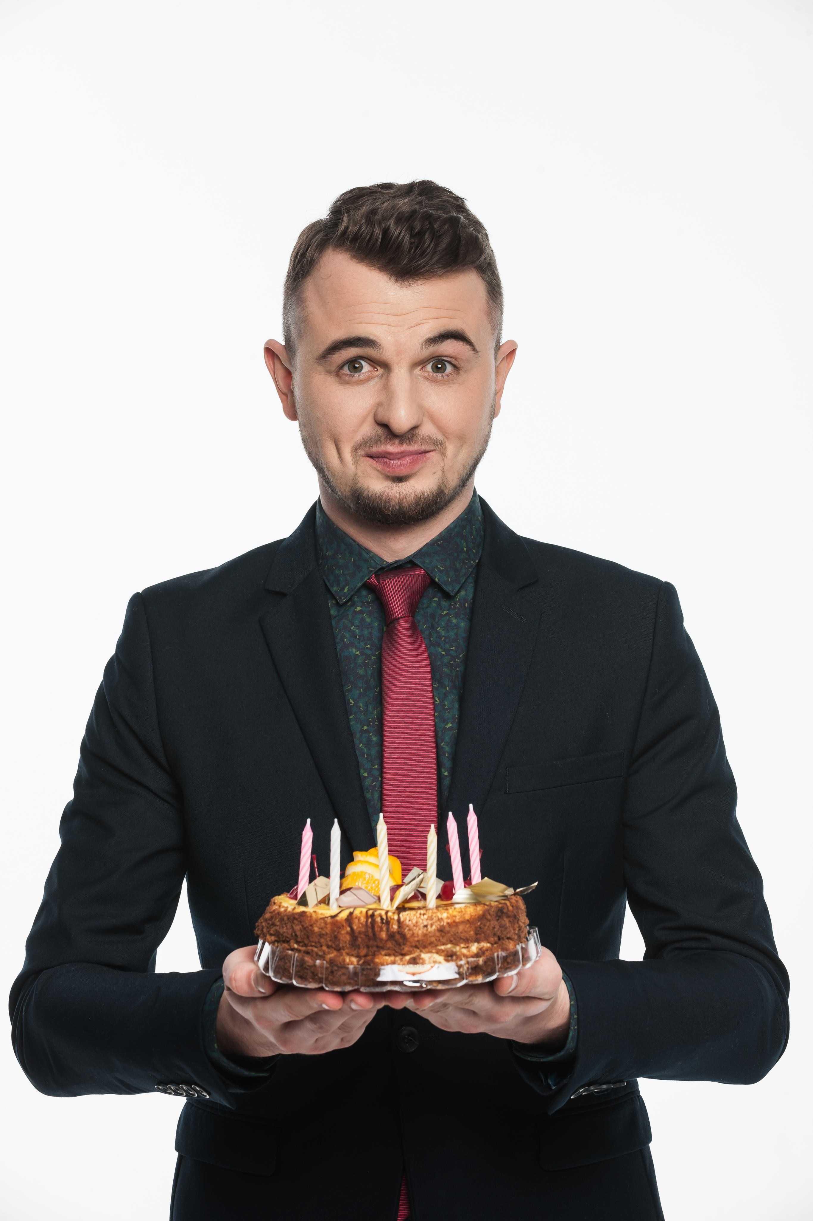 актер Евгений Янович