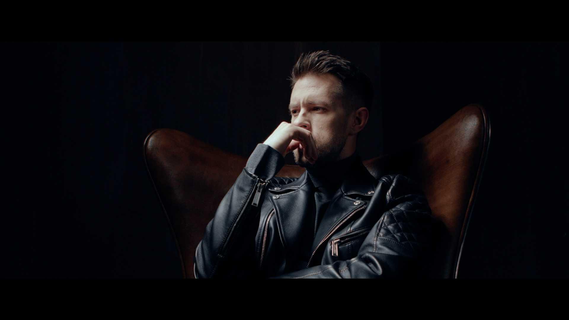 Латвийский певец Маркус Рива