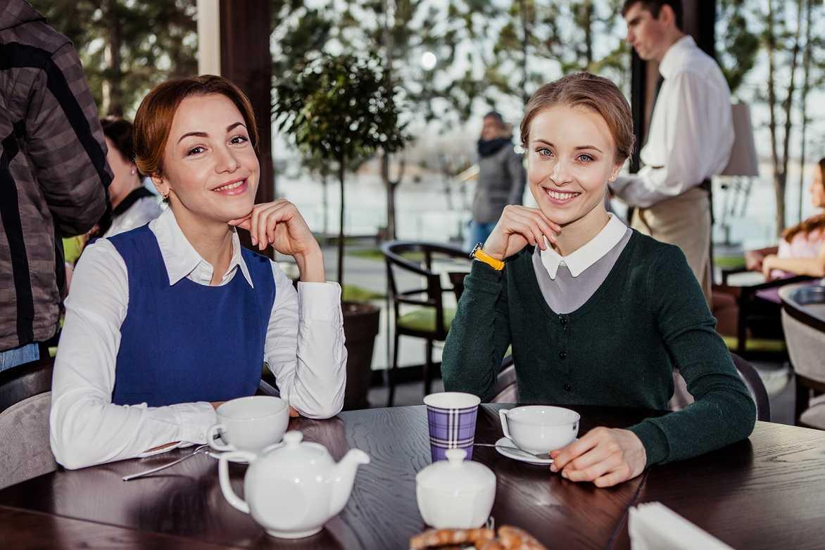 Людмила Загорська та Анна Сагайдачна