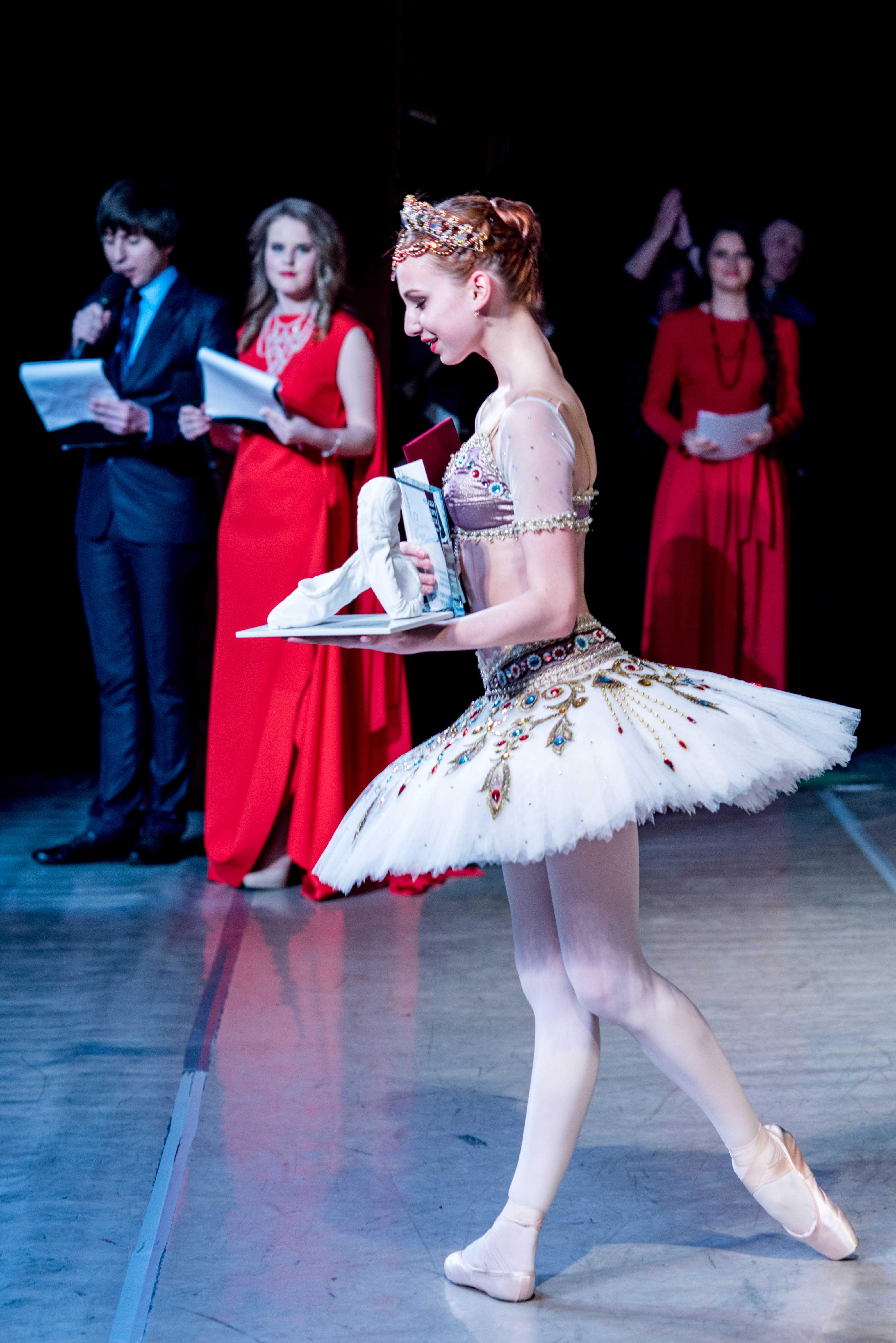 Международный конкурс-фестиваль классического танца Гран-При Киев 2018 1