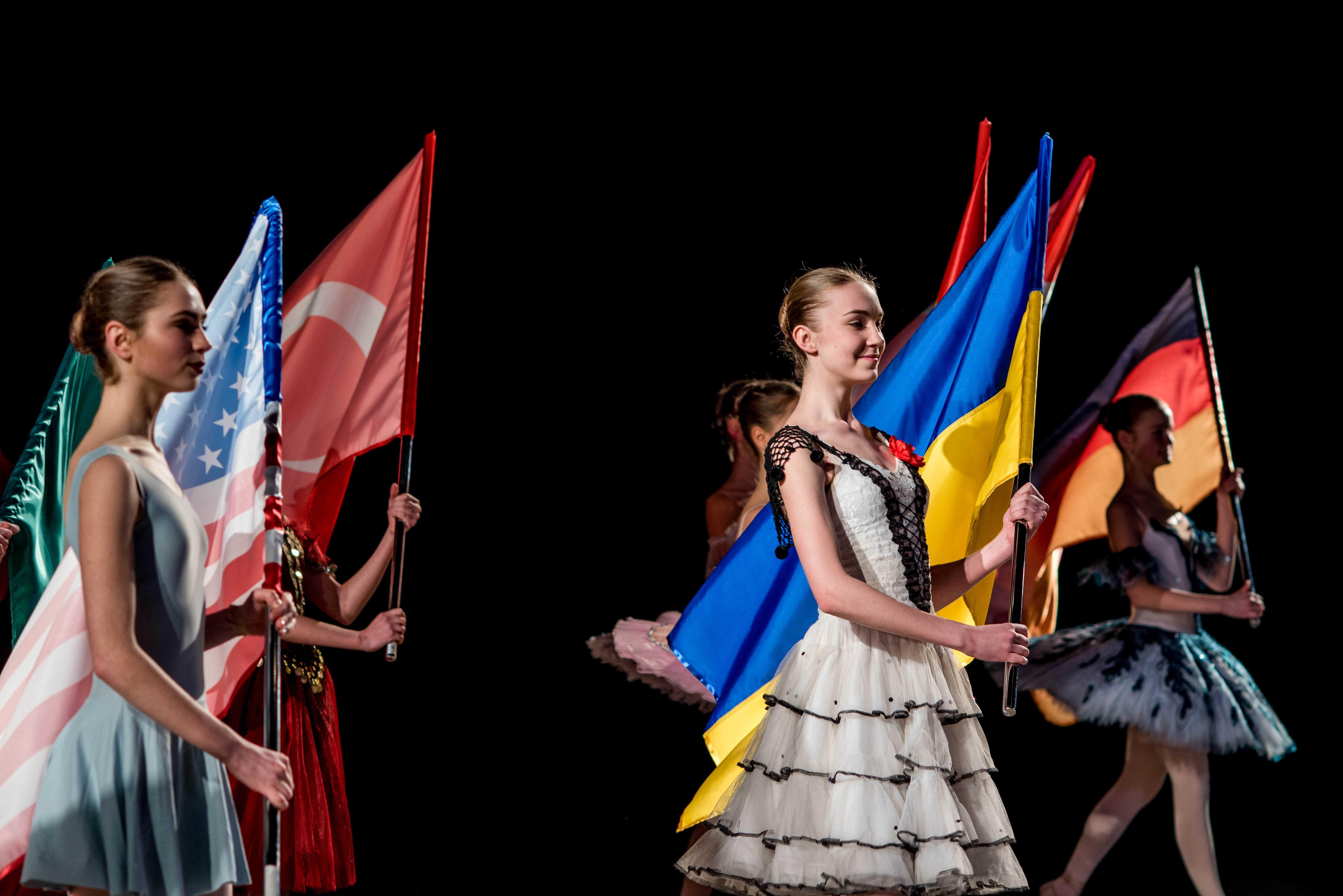 Международный конкурс-фестиваль классического танца «Гран-При Киев 2018» 3