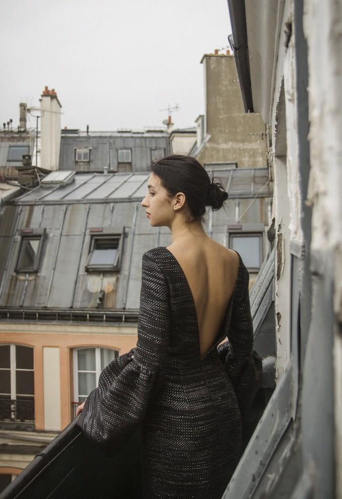 Парижский шик в кампейне Katerina Rutman Fall-Winter 201819 7