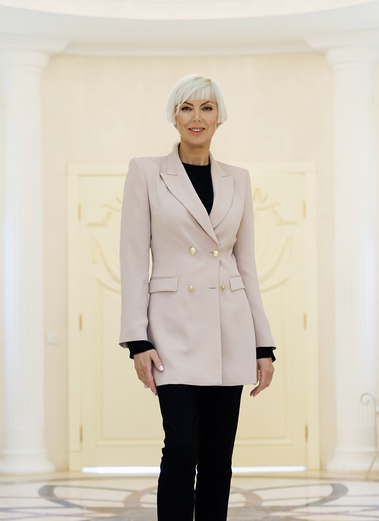 Ирина Дюденко - Современная панянка должна быть привлекательной, успешной и творить для своей семьи и общества