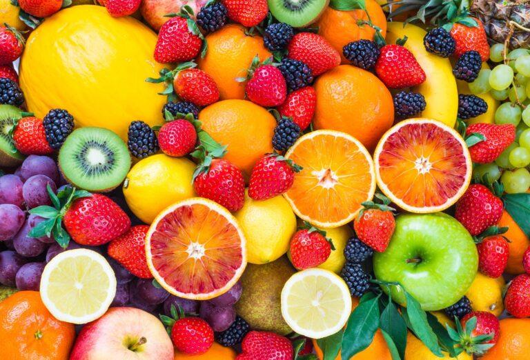 12 полезных фруктов и ягод для сердца