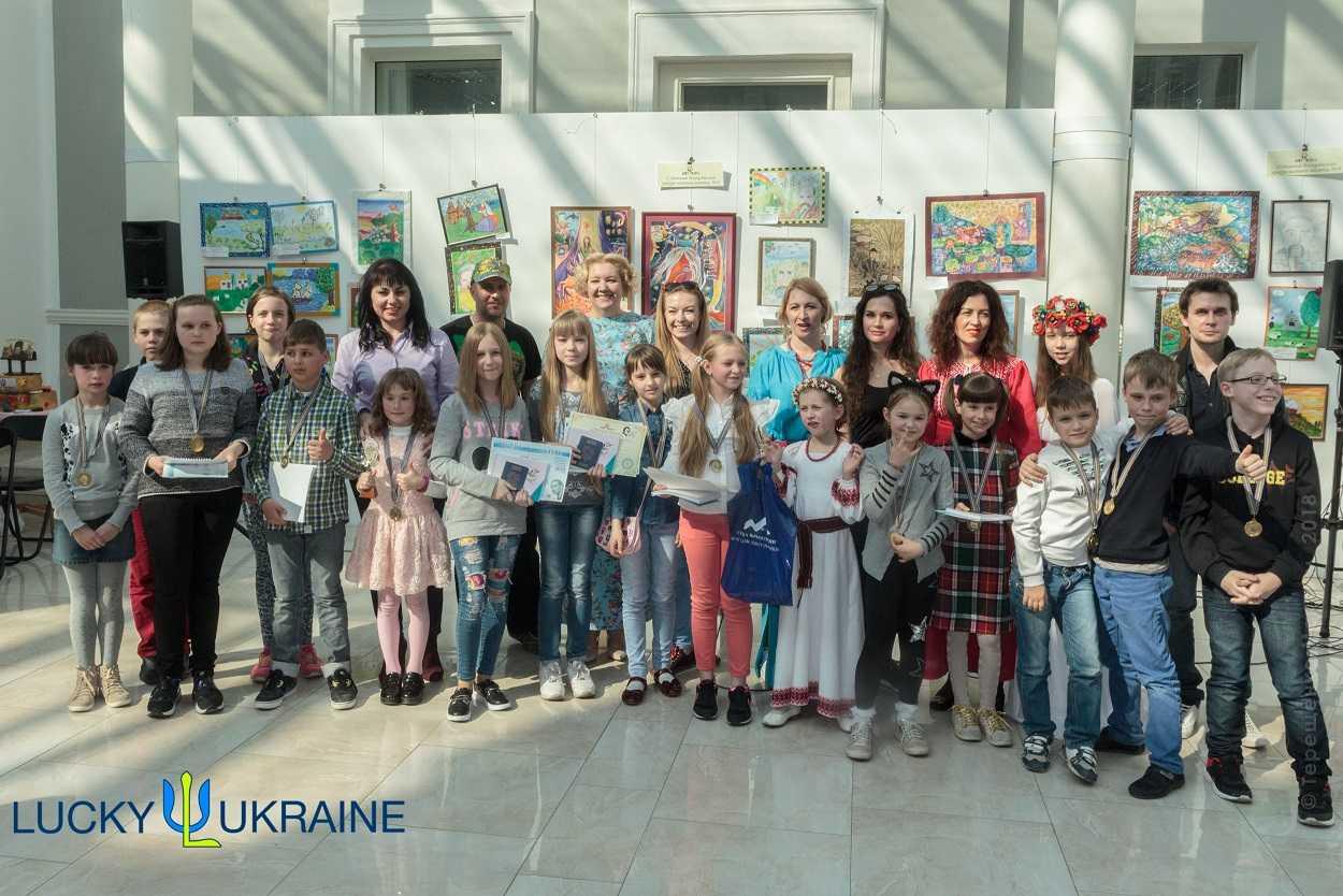 Творчество Шевченко на рисунках юных художников проекта ArtKids станут частью музея в Ереване 2