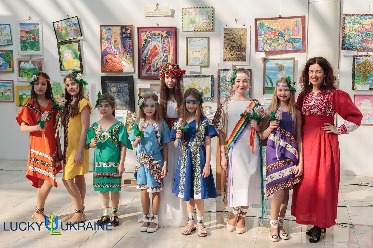 Творчество Шевченко на рисунках юных художников проекта ArtKids станут частью музея в Ереване
