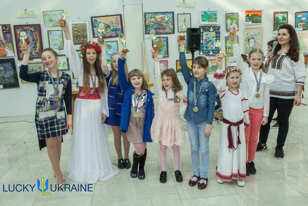 Творчество Шевченко на рисунках юных художников проекта ArtKids станут частью музея в Ереване 3