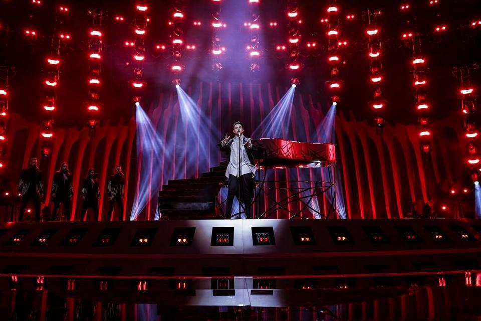 Eurovision MELOVIN 2018