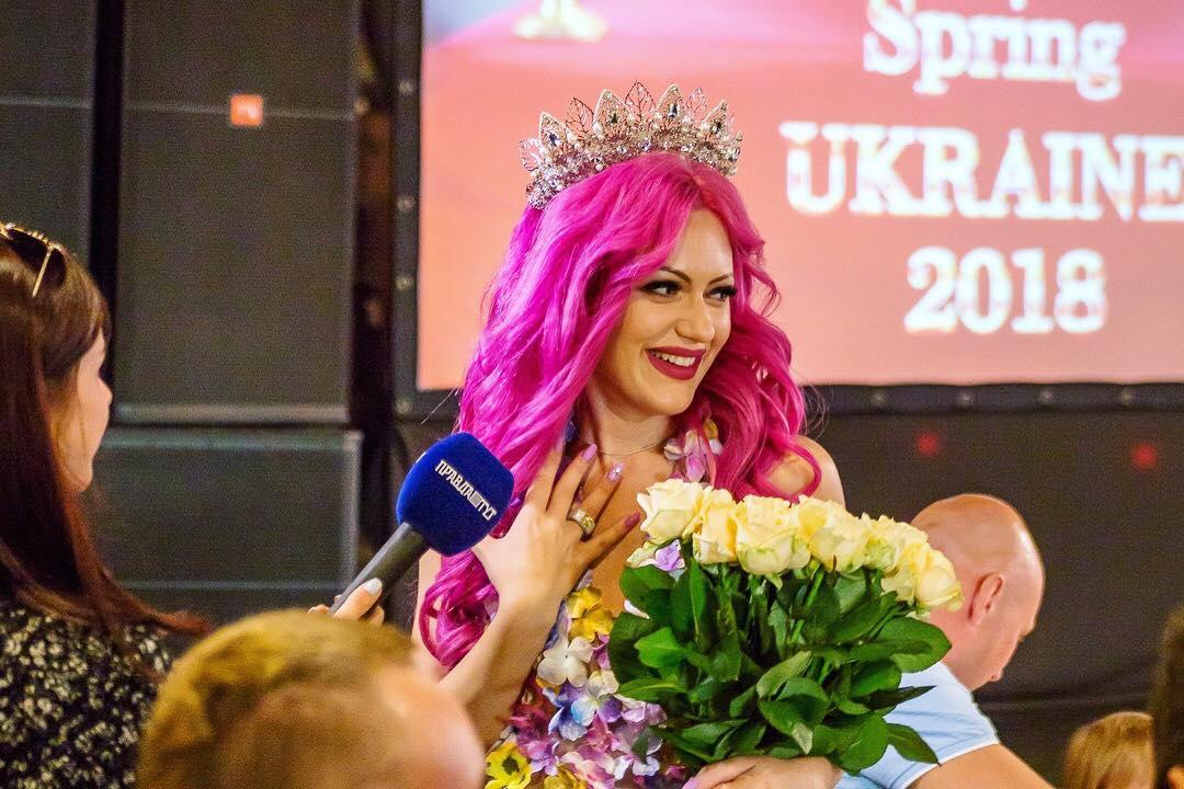 Финал конкурса красоты и талантов «Mini Miss Spring Ukraine 2018» 2