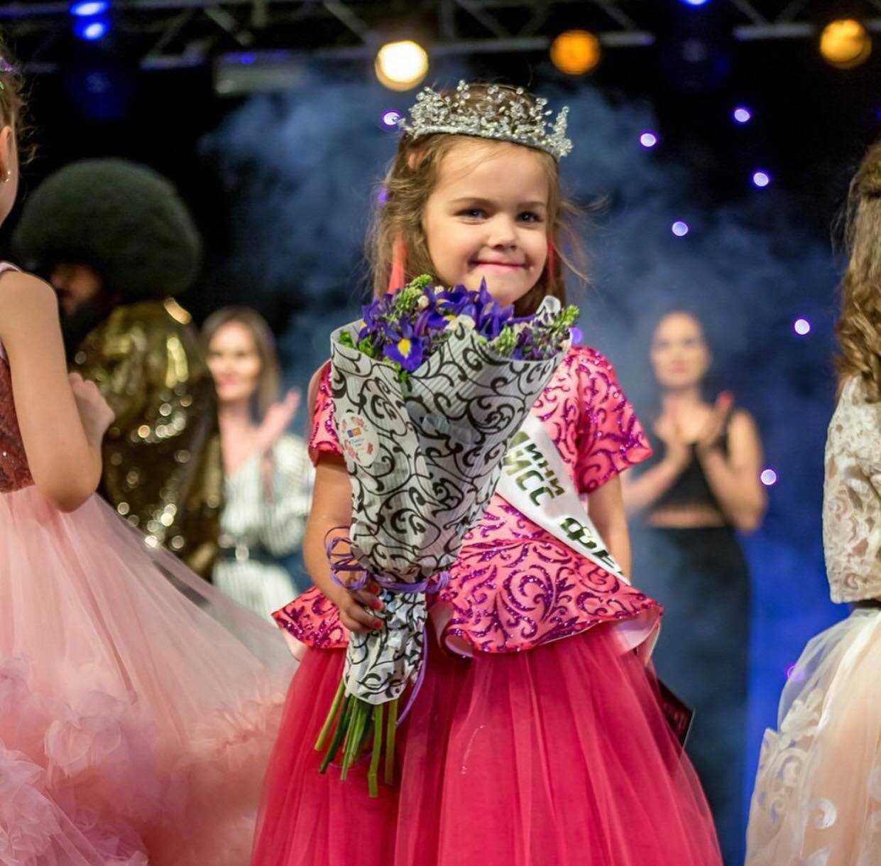 Финал конкурса красоты и талантов «Mini Miss Spring Ukraine 2018» 3