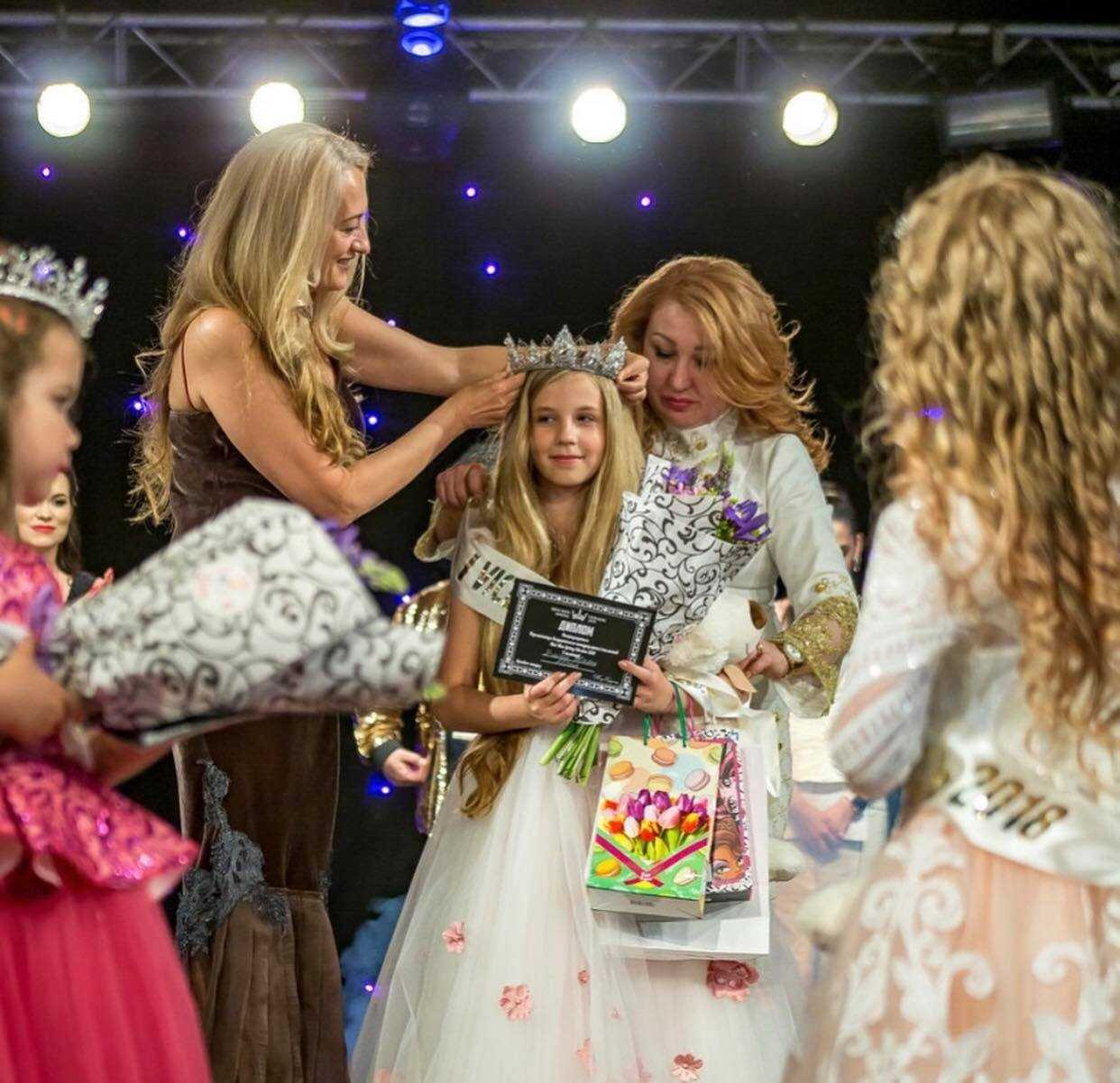 Финал конкурса красоты и талантов «Mini Miss Spring Ukraine 2018» 4