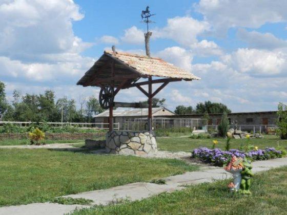 Гостевой дом Перлина степу, Днепропетровская область 4