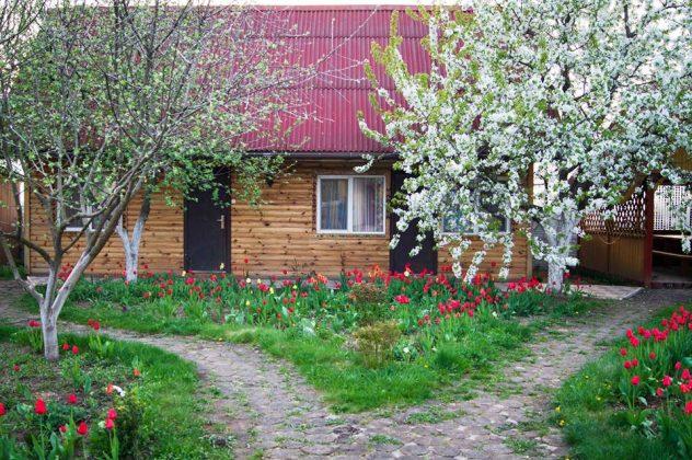 Гостевой дом Тарасові шляхи, Черкасская область 4