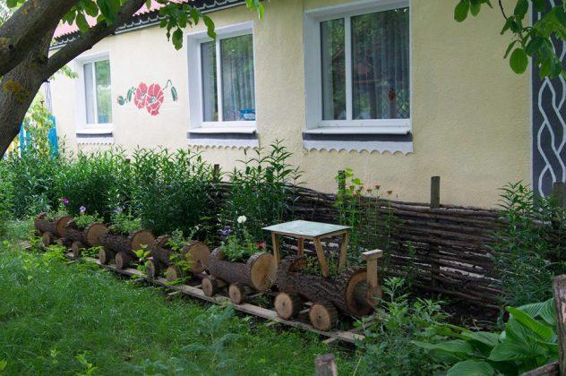 Гостевой дом Тарасові шляхи, Черкасская область