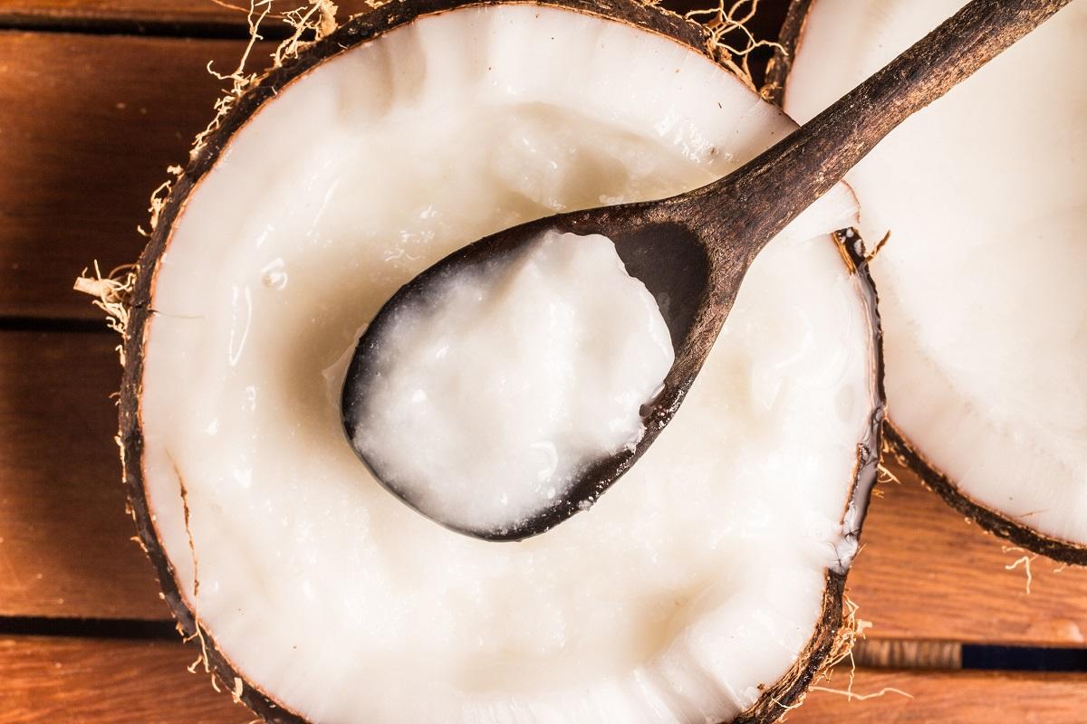 Готовь продукты на кокосовом масле