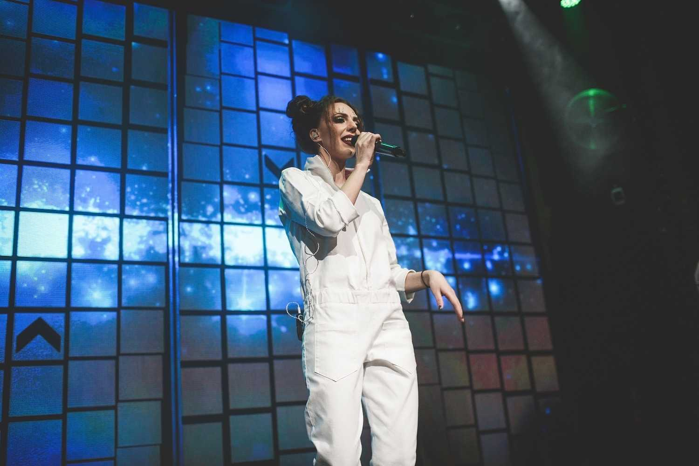 Певица Sonya Kay презентовала дебютный мини-альбом 4