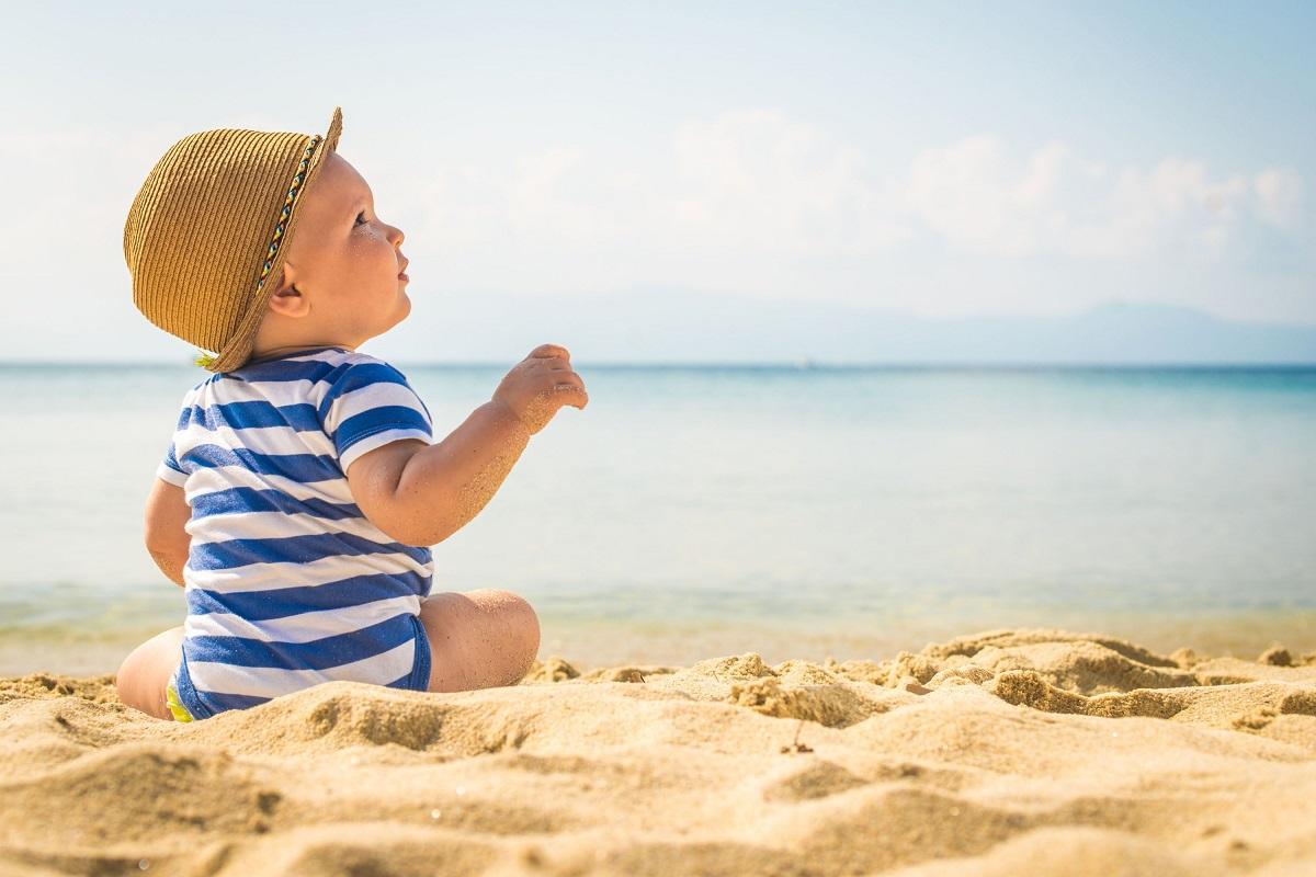 Правила пребывания на солнце для детей-2