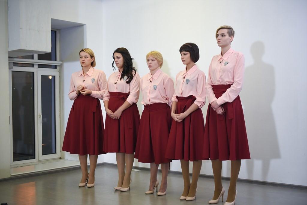 Школу панянок покинула Даша Куровская