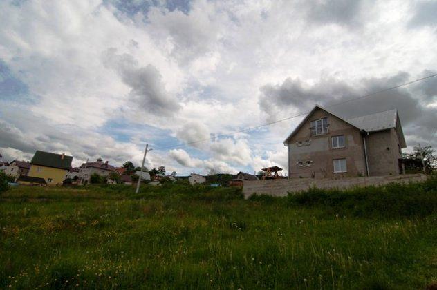 Зелена Садиба, Львовская область
