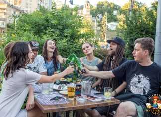 Как прошло открытие нового пивного ресторана «Just Beer Bar» в Киеве 2