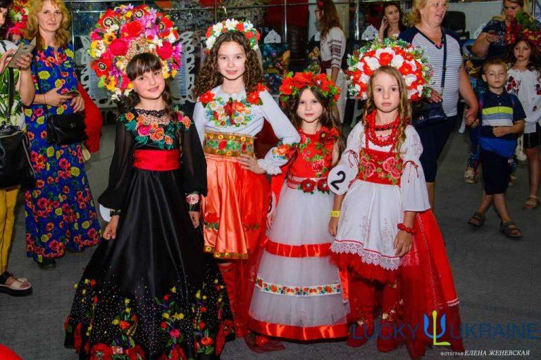 9 июня в Киеве День дружбы отметили большим фестивалем детских талантов