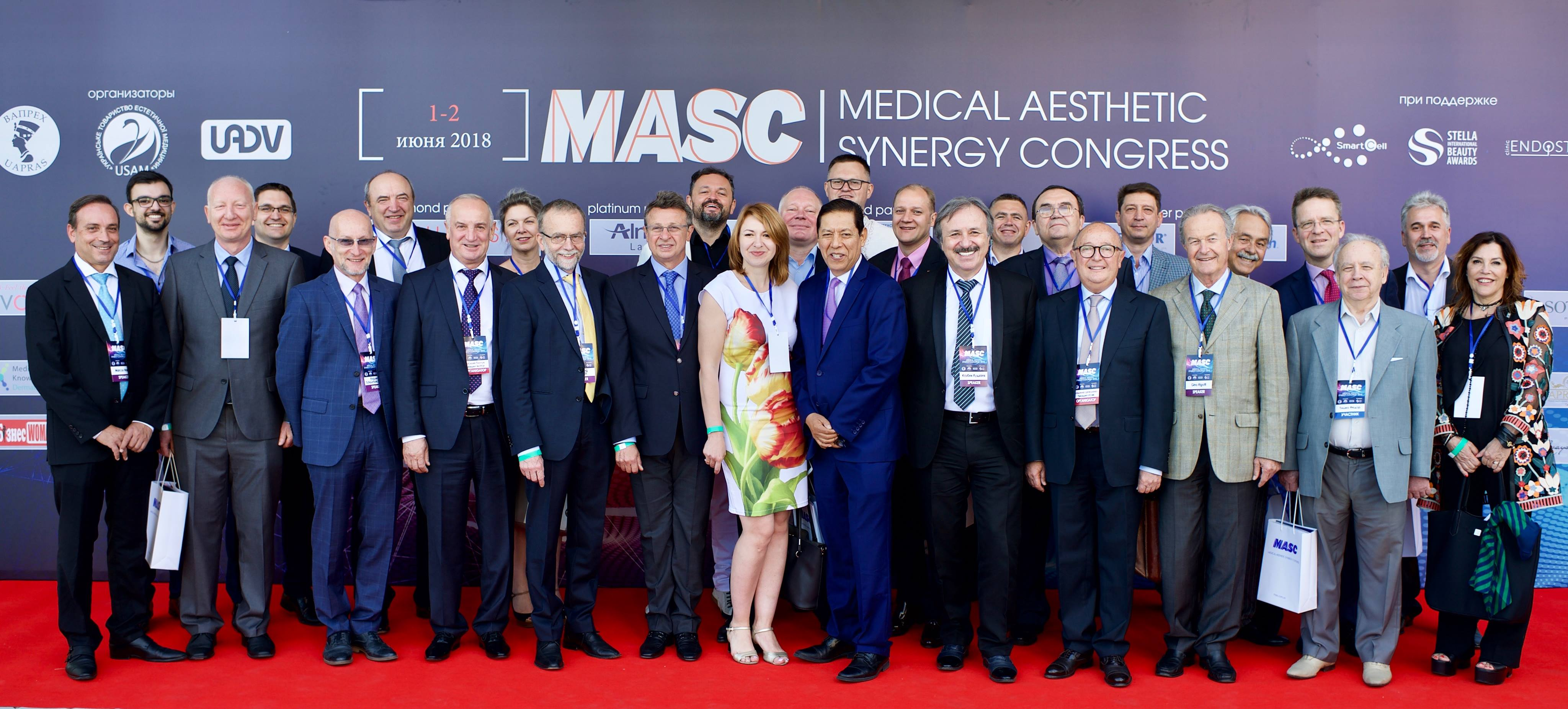 Medical Aesthetic Synergy Congress 2018 1