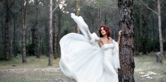 Певица ROMANOVSKAYA покажет три новеллы о любви 4