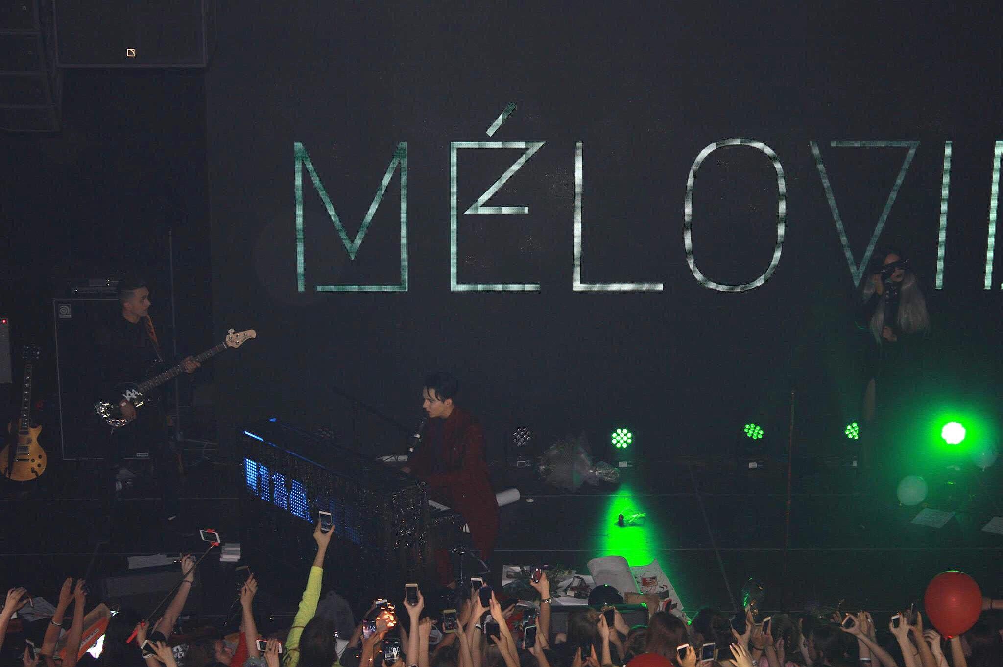 первый сольный концерт MELOVIN после Евровидения 5