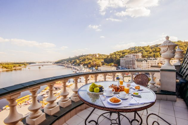 Fairmont Grand Hotel (г. Киев) 1