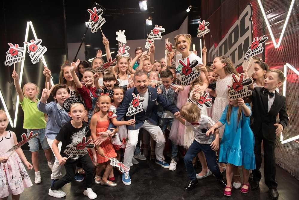 Телеканал «1+1» оголосив кастинги на «Голос країни» та «Голос.Діти» 1
