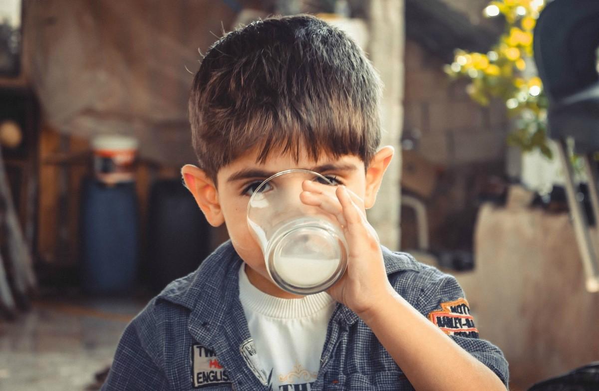 12 продуктов, которые не стоит употреблять перед полетом - Молоко