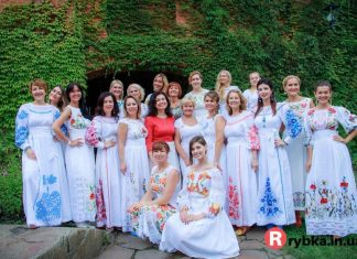Етнофешншоу Аристократична Україна LuckyUkraine 1