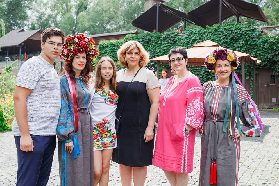 Етнофешншоу Аристократична Україна LuckyUkraine 11