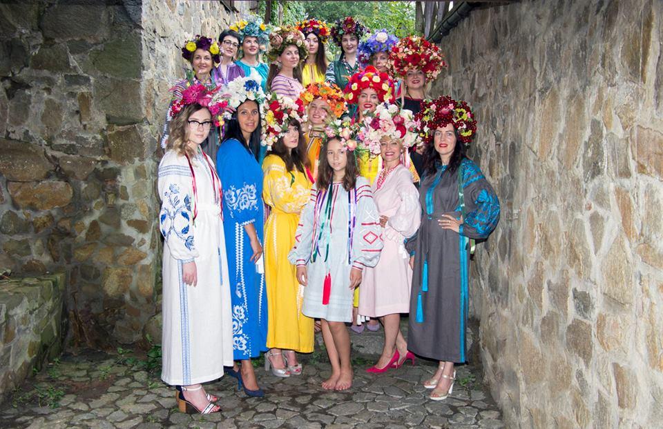 Етнофешншоу Аристократична Україна LuckyUkraine 13