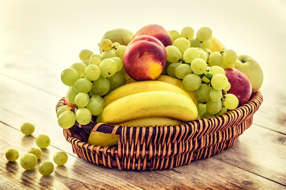 Сладкие фрукты при похудении