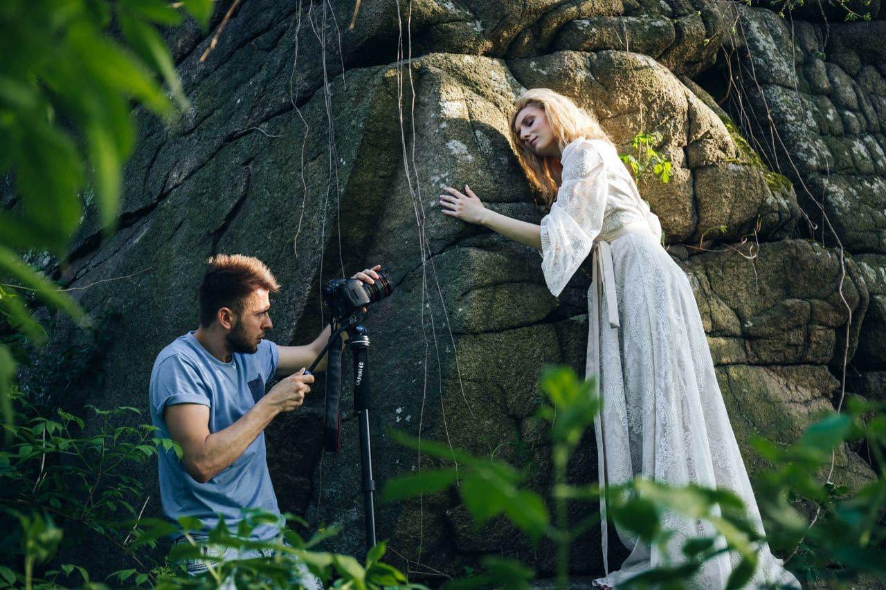 Талина презентовала новый клип на песню Жива і вільна премьера видео 3