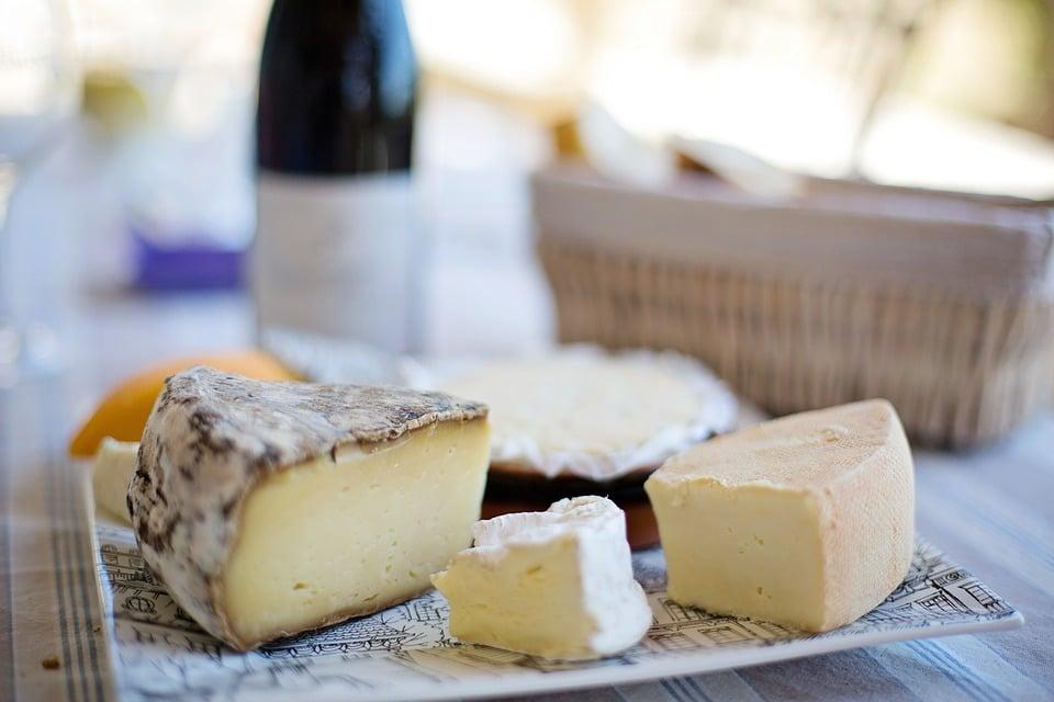 Твердый сыр при похудении