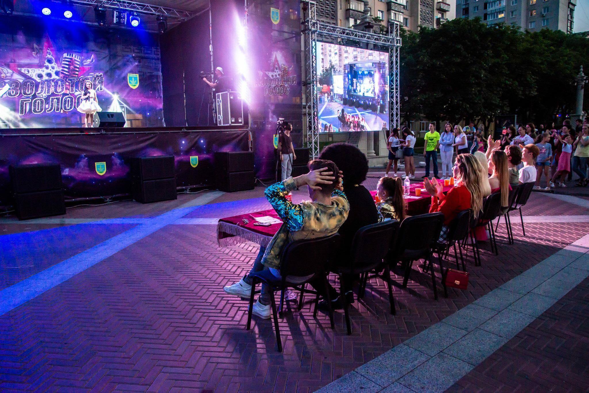 Всеукраинский фестиваль «Золотой Голос» собрал всю Украину на грандиозном гала-концерте 1
