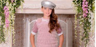 демисезонная коллекция детской одежды от EVELINA by Lobareva Украина logo (2)