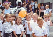 3 сентября в Киеве открылась частная школа будущего Ukrainian Global School 2