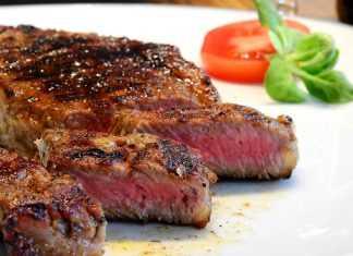 Рецепт стейка по-восточному