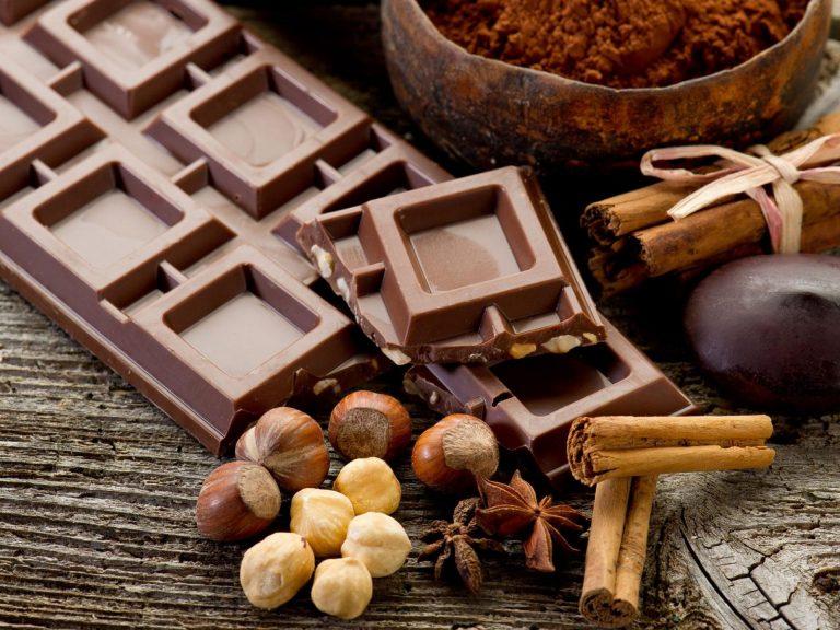 Шоколад для женской красоты и здоровья