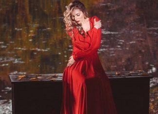 Певица Талина в волшебном осеннем образе очаровала соцсети