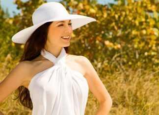 Женские головные уборы на лето