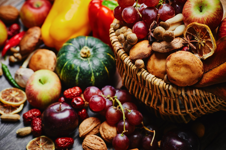 5 отборных октябрьских продуктов для нашего стола